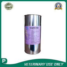 Médicaments vétérinaires de l'érythromycine à 20% de poudre