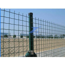 High Quality Big Size Protection Euro Wire Mesh Fence (facory)
