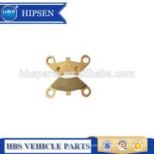Pastilhas de freio sinterizadas para Polaris série ATV número OEM 1911171/2200901 (FA159 642)