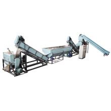 300 kg / Std. PP PE Kunststofffolie Flake Waschen Recycling Maschine