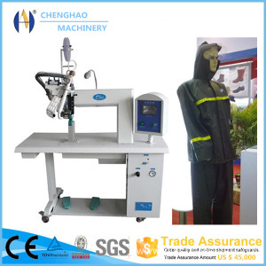 Hot Air Sealing Machine for Garment, Raincoat