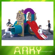 2014 vend l'aire de jeux pour enfants en plein air et en plastique à l'intérieur