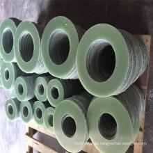 alta resistencia a tempreture CNC máquina fibra de vidrio fr4 parte