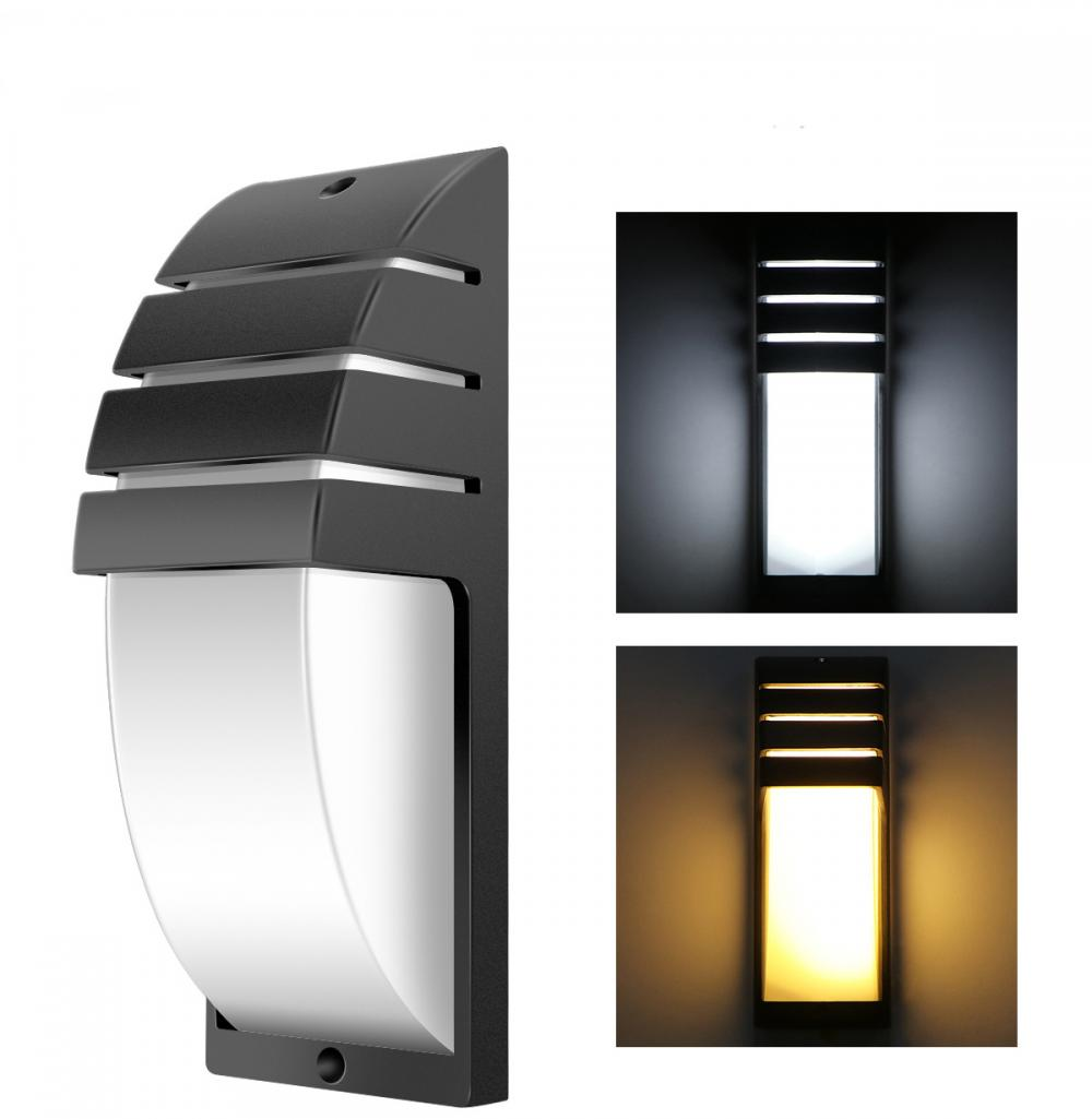 Chrome Outdoor Wall Sconces