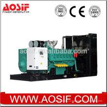 100 кВт генератор, электрическая цена генератора, китайский дизель-генератор