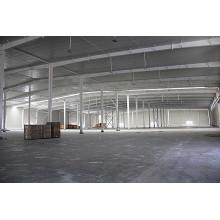 Prefabricated Steel Frame Shed Workshop