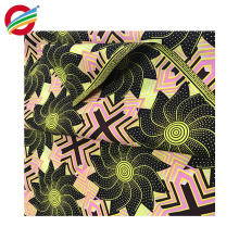 good quality african customer design wax prints fabric