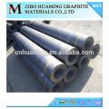 Électrode de graphite avec le diamètre adapté aux besoins du client