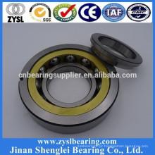Rolamento angular do rolamento de esferas 7011C do contato 55x90x18