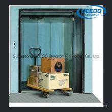 Vvvf Freight Goods Cargo Elevator