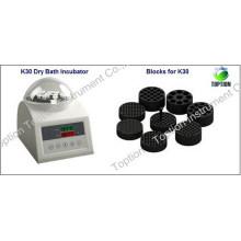 Incubadora de baño seco K30 (calefacción)