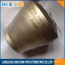 SS304 ASME B16.9 Concentric Stainless Steel Reducer