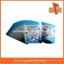 Fornecedor chinês folha de alumínio medicamento Embalagem saco anti diarréia para o bebê