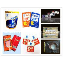 Standup Ziplock Packaging Bag for Dry Food Sea Food Packaging