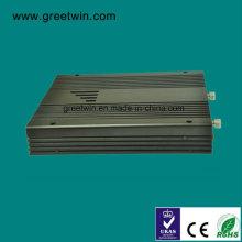 23dBm Tri Band Lte800 + Dcs1800 + 2100 Signal Booster / GSM Booster (GW-23L8DW)