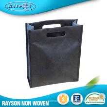 Produto da nova tecnologia na matéria prima não tecida de pano de Ecyclable de China para o saco