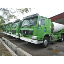 Sinotruk HOWO 6cbm Concrete Mixer Truck