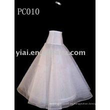 Enagua 2013 del vestido de boda PC010