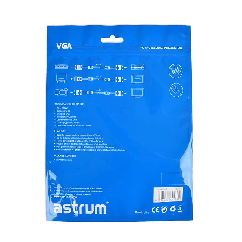 Recommended Range Of Anti-static Bags