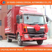 China Lieferant 6 Räder Van Truck zum Verkauf