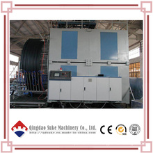 HDPE Large Diameter Winding Pipe Machine (SJSZ90X33)