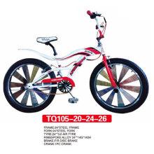 """Nouveau design de VTT Mountain Bicycle 24 """"26"""""""
