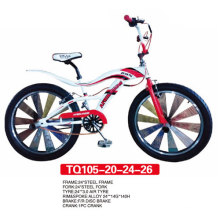 "New Design of MTB Mountain Bicycle 24""26"""