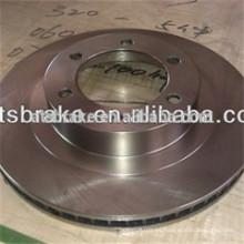 Sistema de freno de repuesto de auto 4351260150 rotor de freno / disco