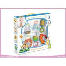 Baby Toys Baby Plastic Rattles (6PCS)