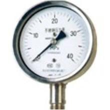 Jauge de pression en acier inoxydable YB