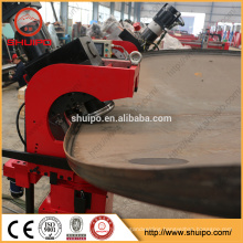 2017 SHUIPO machine Dished end flanging machine forming head Flanging Machine