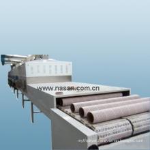 Nasan Microwave Paper Tube Dryer