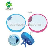 Runde Form LED-Beleuchtung Make-up-Spiegel