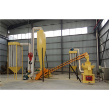 Wood Waste, Sawdust, Straw, Rice Husk Complete Wood Pellet Production Line