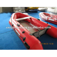 Inflatable dinghy boat raft 270