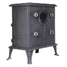 Дровяная печь с водяным баком (FIPA042B) Бойлер, чугунная печь