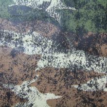 4 cores de design de camuflagem para couro estofado (QDL-53225)