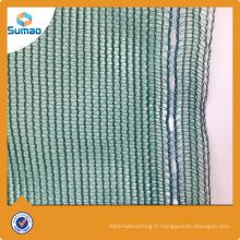 Filet de sécurité de construction verte de HDPE de marché de la Malaisie pour la maison