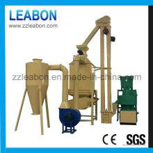 Usine de granulés de bois de biomasse portable en Chine