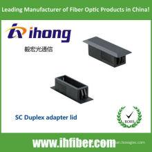 SC Couvercle adaptateur duplex / capuchon adaptateur / couvercle du panneau