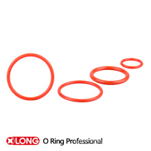 Unique type design high elasticity red rubber o-ring