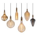 Shaped zigbee bulb for dining table lighting