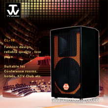 10inch Fashionable Conference KTV Monitor Professional Loudspeaker