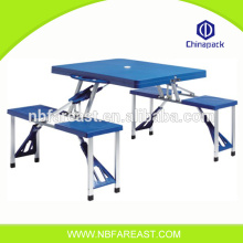 Hot sale China manufactory plastic folding tables wholesale