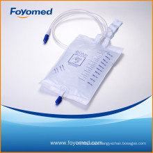 Great Quality 2000ml Luxury Urine Bag with CE,ISO Certification