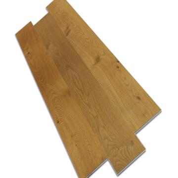 Ultra Water Resistant Oak Veneer Spc Engineered Flooring