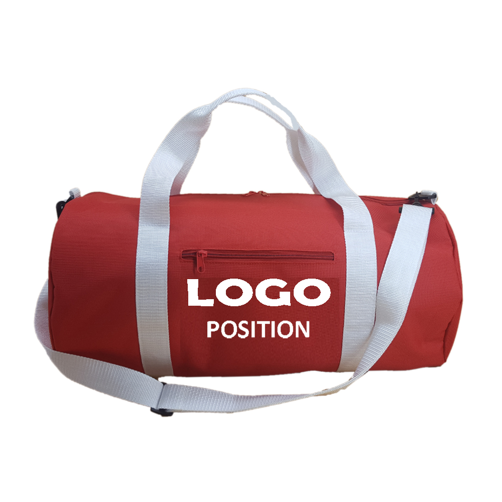 Custom Travel Barrel Duffel Bag Gym Sports Bag