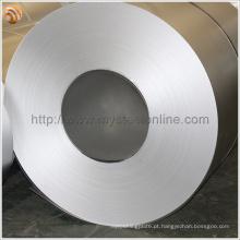 Anti-Finger Imprimir AZ40-AZ150 Galvalume 55% alumínio bobina de aço galvanizado com alta resistência à corrosão