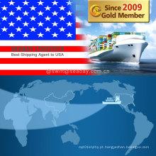 China Top Confiável Freight Forwarder para EUA