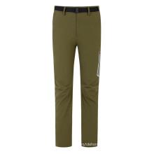 Men Running Quick Dry Pants Elastic Outdoor Sweatpants